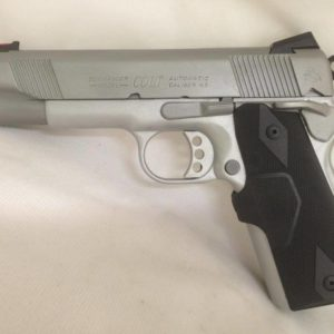 colt commander model automatic 45 caliber