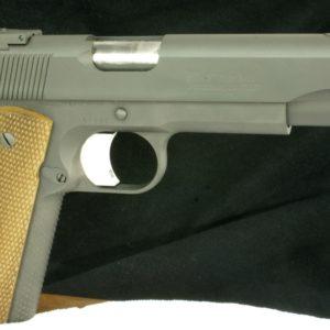 1911 hard ball handgun