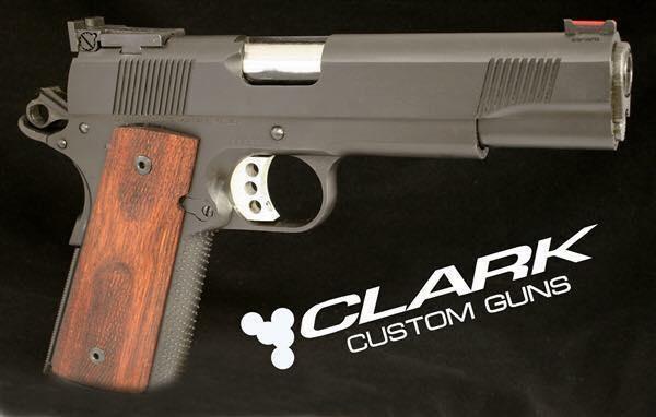 1911 Custom Combat   Clark Custom Guns