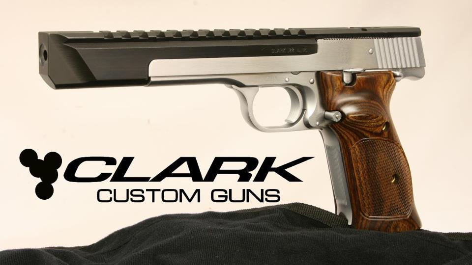 S&W® Model 41   Clark Custom Guns
