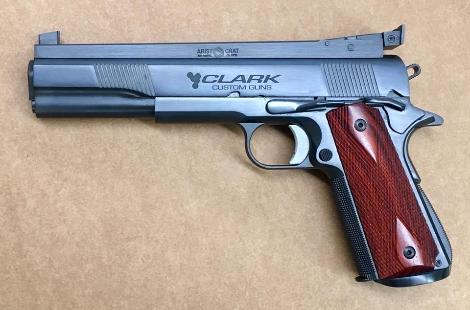 1911 Custom Combat | Clark Custom Guns