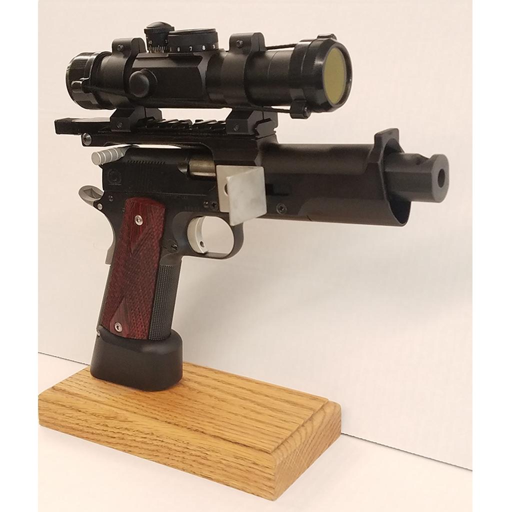 1911 Custom Bianchi Open | Clark Custom Guns