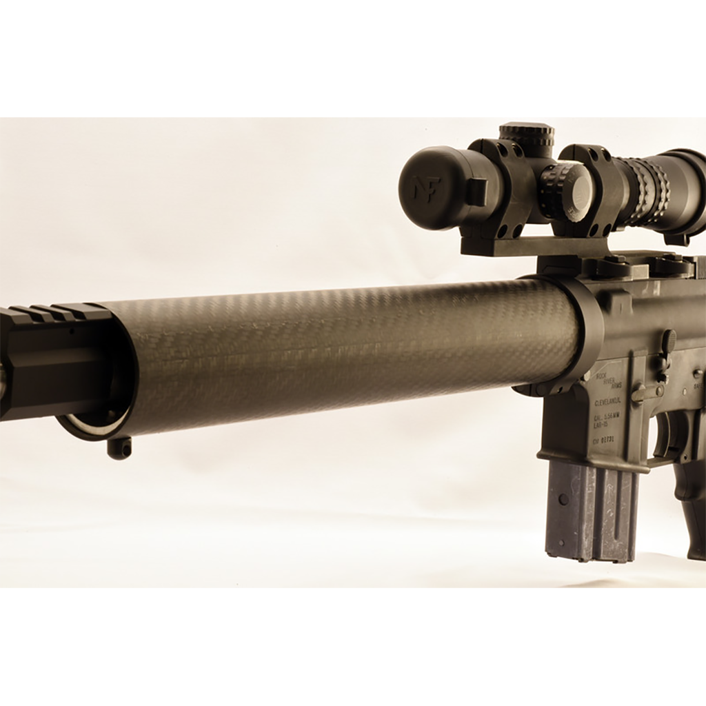 clark custom ar 15 carbon fiber handguard clark custom guns