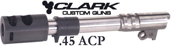 CLARK CUSTOM - 1911 Drop-In Compensator Kit